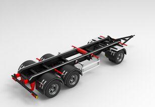 новий причіп контейнеровоз NOVA ABROLL TRAILER CUSTOMIZE PRODUCTION