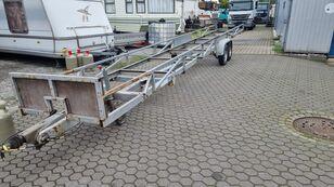 причіп лісовоз BARTHAU für Langmaterial Nutzlast 2520 kg