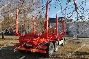 новий причіп лісовоз HARTUNG 84430C 4