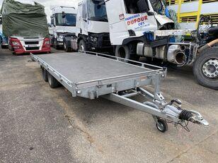 причіп низькорамна платформа SARIS C3500 після аварії