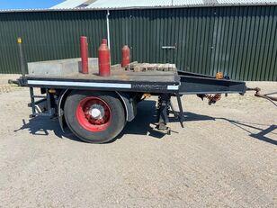 причіп платформа DRACO MXS 109, mid axle trailer / ballast trailer / centre axle traile