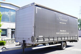 причіп штора GNIOTPOL G4080 , Curtain 7,7m , GVW 4,500kg