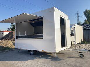 новий торговий причіп BANNERT IMBISS, Food Truck, Handlowa, Gastronomiczna