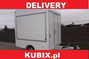 новий торговий причіп KUBIX Tomplan TH 251.00 DMC 1300kg commercial trailer
