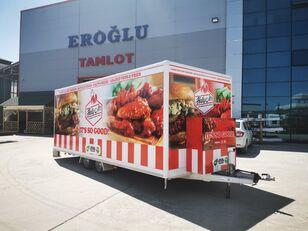 торговий причіп EROGLU Mobil Kitchen