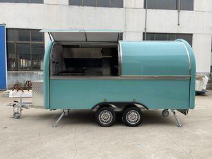 новий торговий причіп ERZODA ETB Catering trailer imbisswagen Remorque food truck