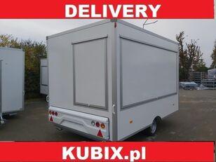 новий торговий причіп KUBIX