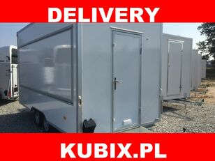 новий торговий причіп NIEWIADOW H20421HT, Catering trailer, Verkaufsanhänger 420x203x230, 2000kg