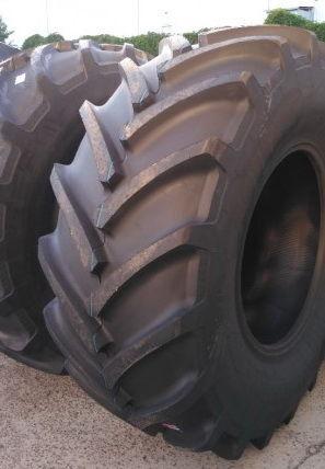 нова шина для комбайна Mitas 650/75R32
