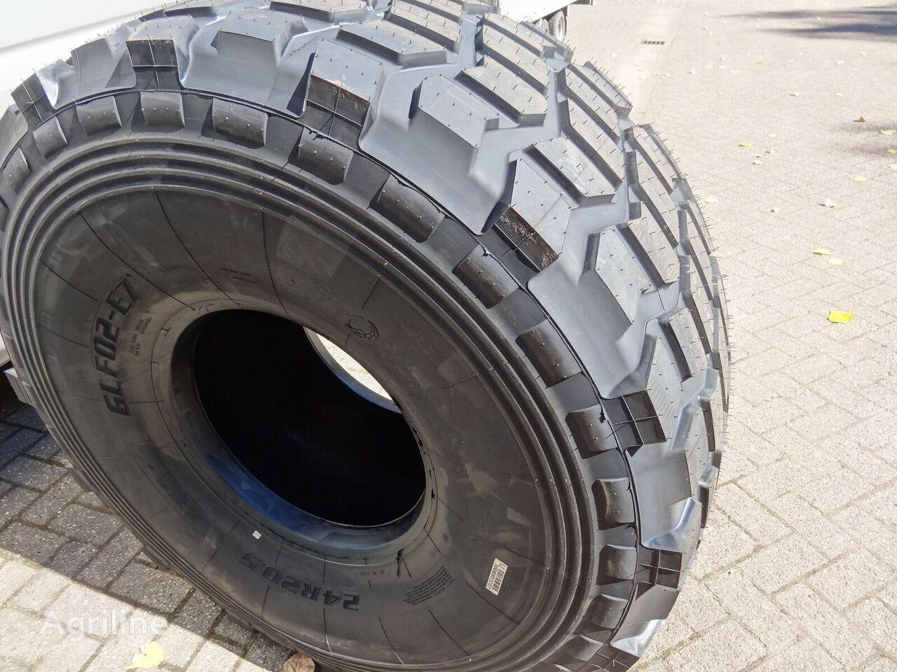 нова шина для причіпної сільгосптехніки Michelin 24.00-20.50