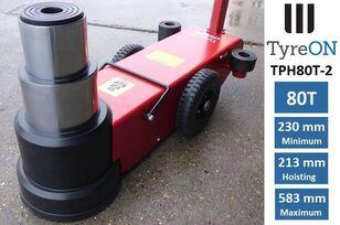 нова шина для причіпної сільгосптехніки TyreOn TPH80T-2  Air hydraulic truck jack   80T