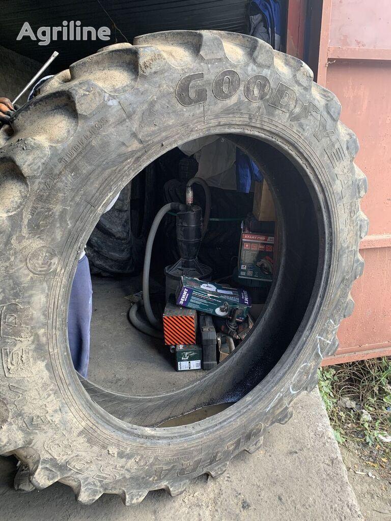 шина для причіпної сільгосптехніки Goodyear БУ шина на опрыскиватель