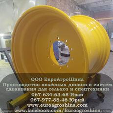 новий вантажний диск колісний CATERPILLAR 580