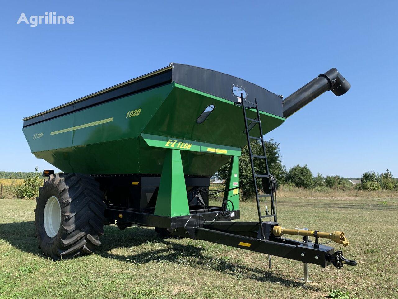 новий бункер-перевантажувач зерна EZ-Tech 1020