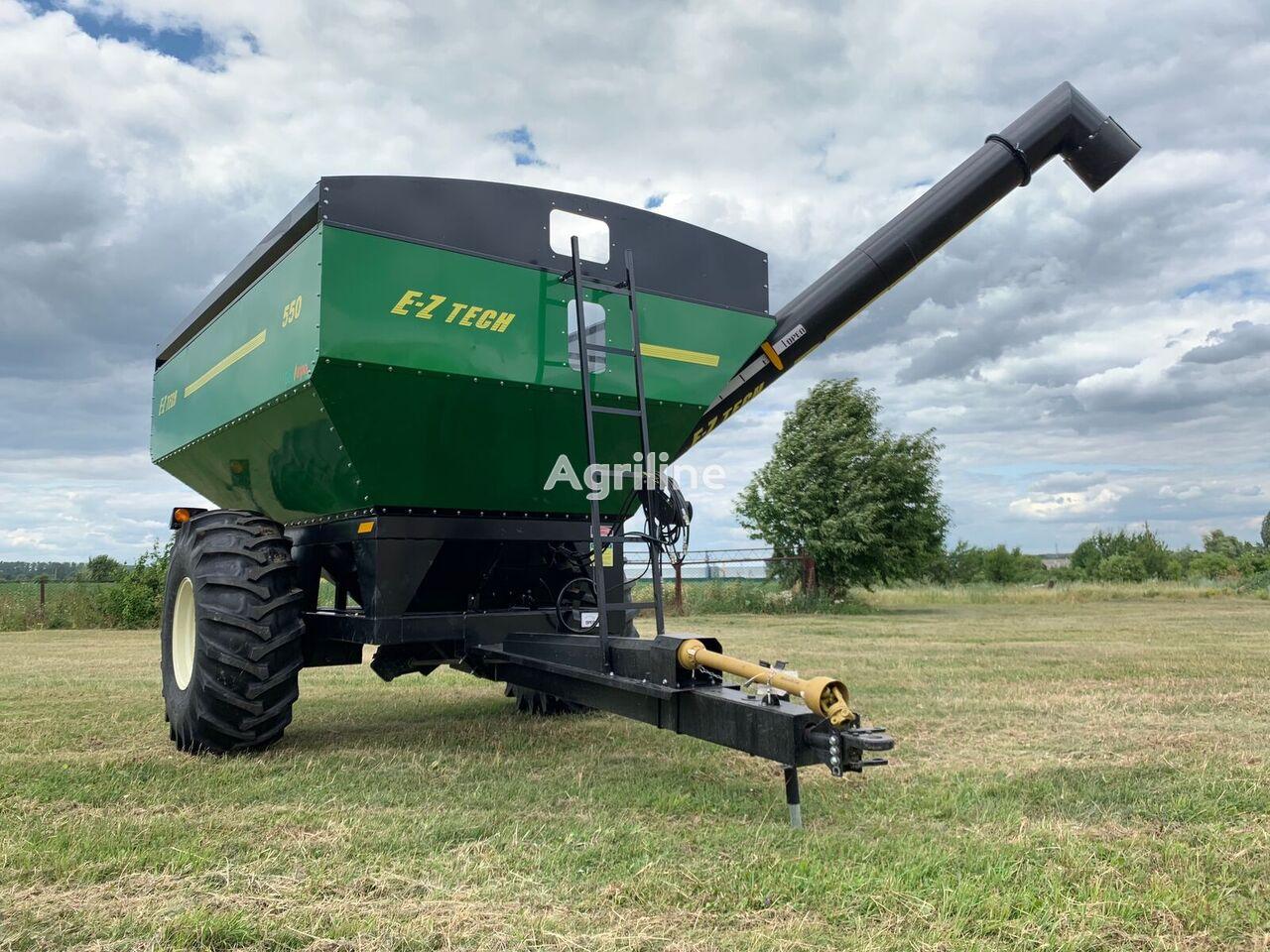 новий бункер-перевантажувач зерна EZ-Tech 550