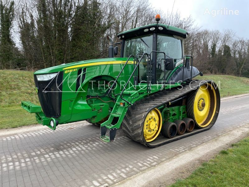 гусеничний трактор JOHN DEERE 8335 RT