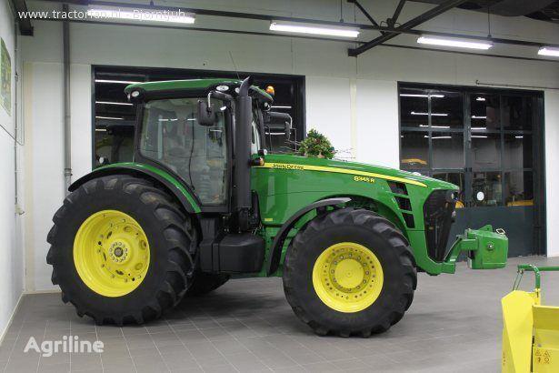 новий колісний трактор JOHN DEERE 8320R