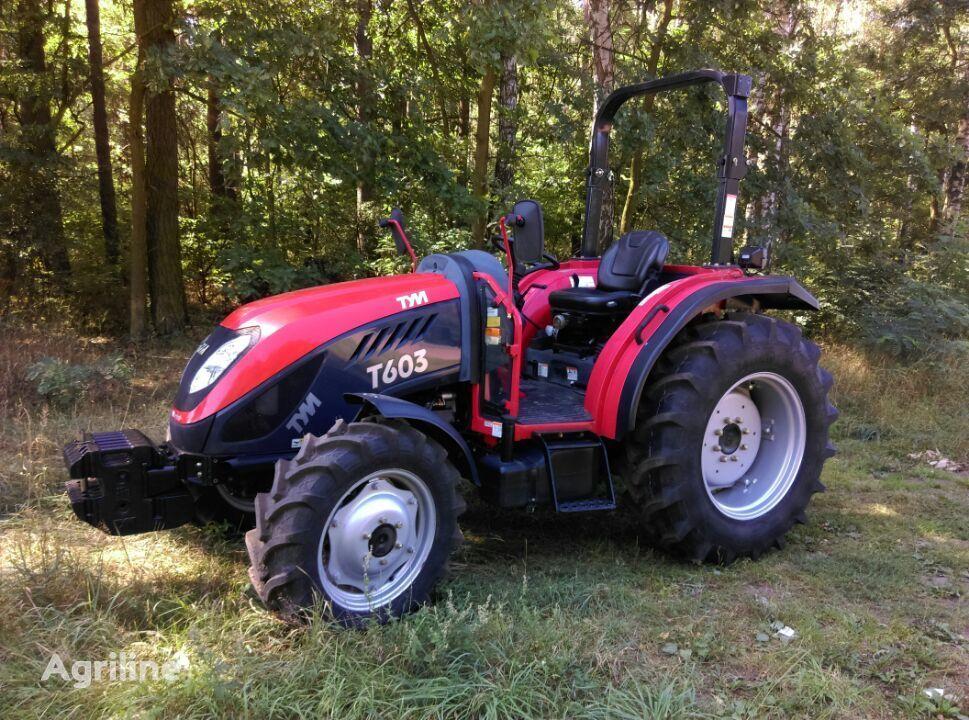 колісний трактор TYM T603 (bez kabiny)