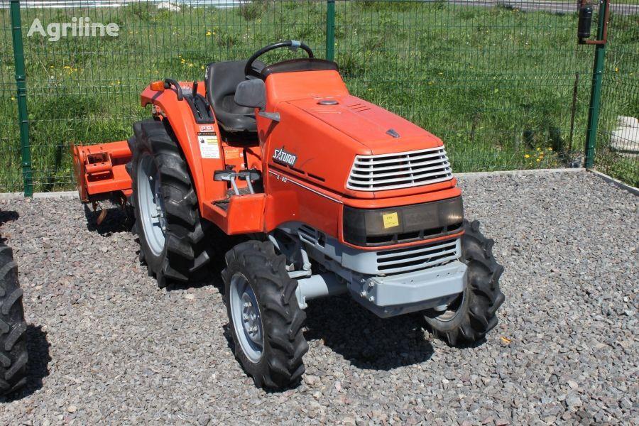 міні-трактор KUBOTA X20