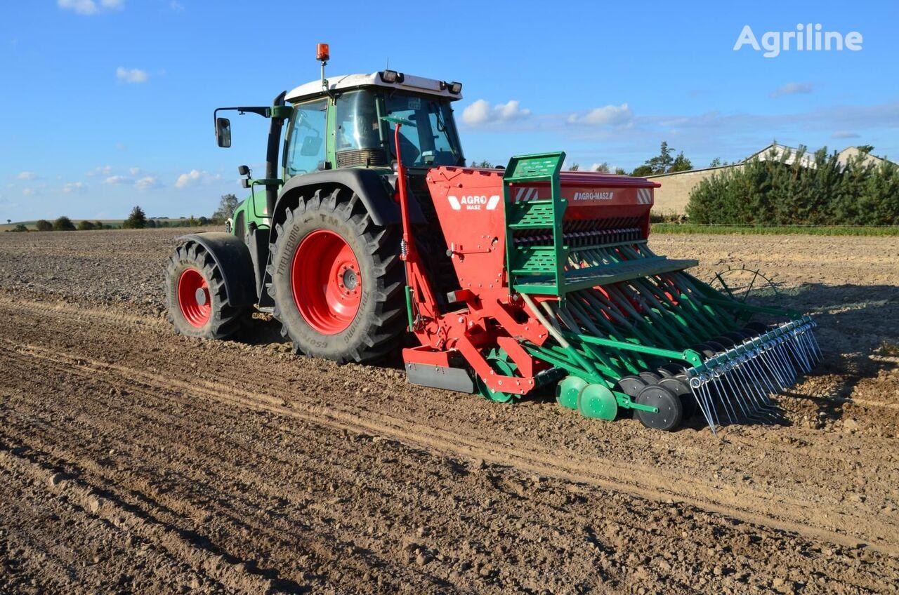 новий посівний комплекс AGRO-MASZ Посівний комплекс під трактор 120-130 к.с. SN300