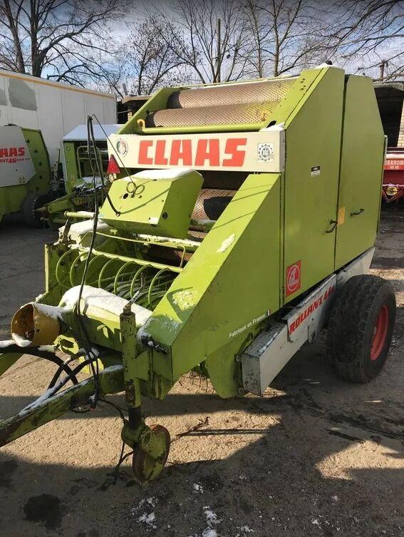 прес-підбирач рулонний CLAAS Rollant 44