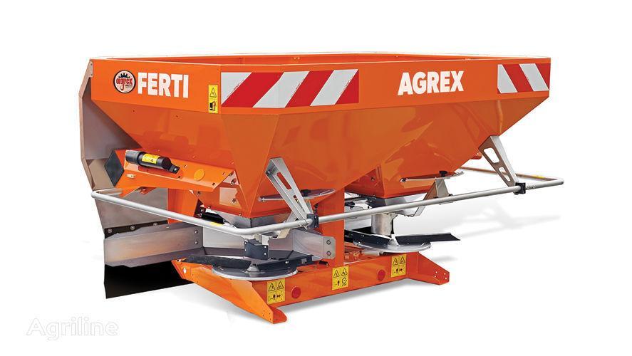 новий розкидач добрив AGREX FERTI-S
