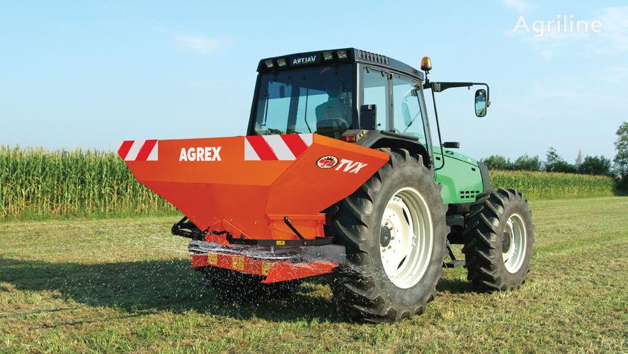 новий розкидач добрив AGREX TVX
