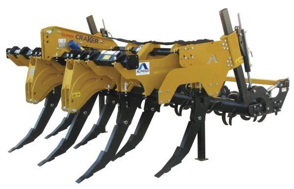 новий розпушувач ALPEGO CraKer KF 7-400