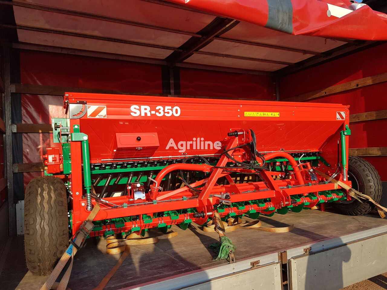 нова сівалка механічна AGRO-MASZ Сівалка механічна нова SR350II ГАРАНТІЯ 1 РІК!