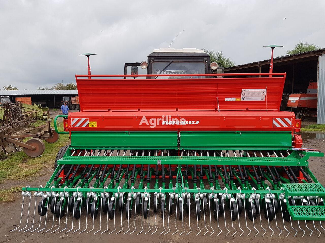 нова сівалка механічна AGRO-MASZ Сівалка зернова механічна нова SR400 II Amazone