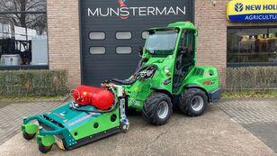 трактор-газонокосарка AVANT Weed Control Combi 100