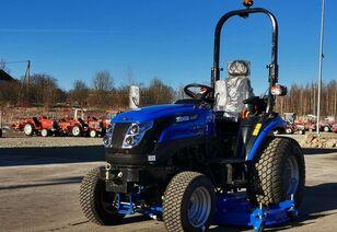 новий трактор-газонокосарка SOLIS 26 HST