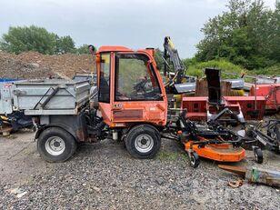 трактор-газонокосарка HOLDER C-TRAC 2.42