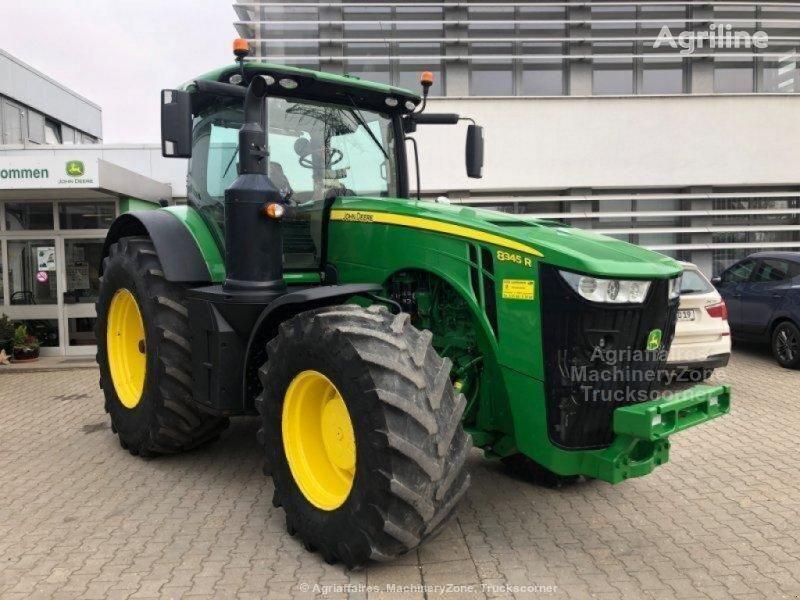трактор колісний JOHN DEERE 8345R