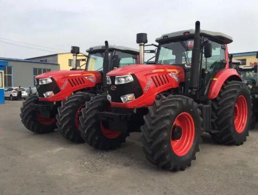 новий трактор колісний TAIHONG th1204  120hp