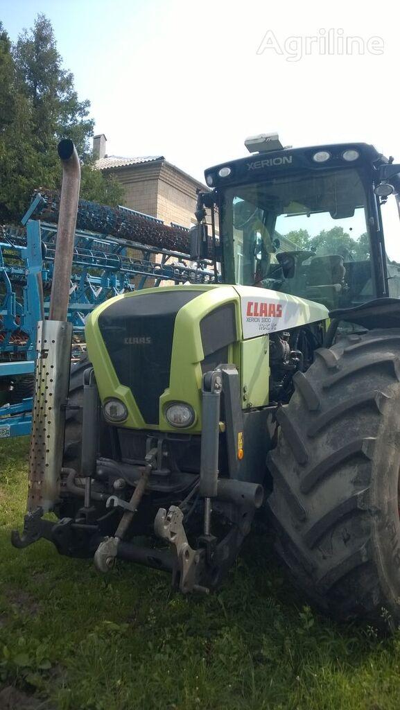 трактор колісний CLAAS Xerion 3300