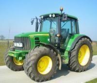 трактор колісний JOHN DEERE 6430