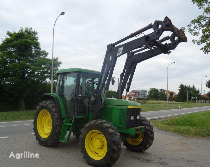 трактор колісний JOHN DEERE 6610
