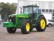 трактор колісний JOHN DEERE 8400
