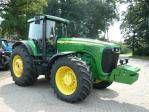 трактор колісний JOHN DEERE 8520