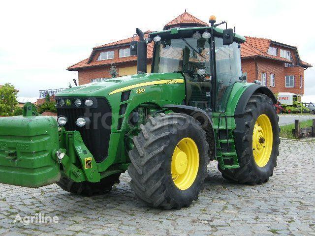 трактор колісний JOHN DEERE 8530