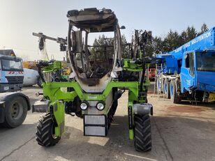 виноградниковий трактор KREMER  T4E-L після аварії