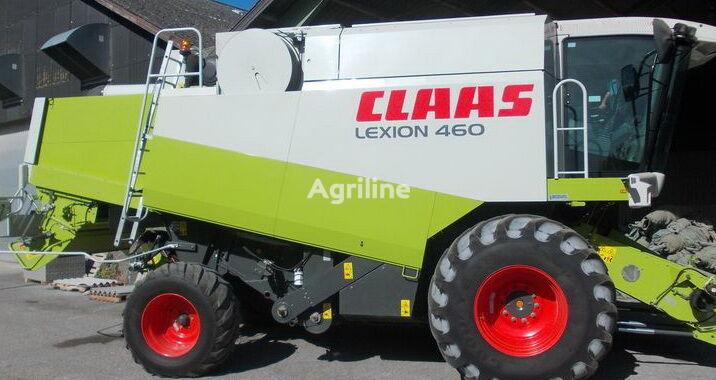 зернозбиральний комбайн CLAAS Lexion 460