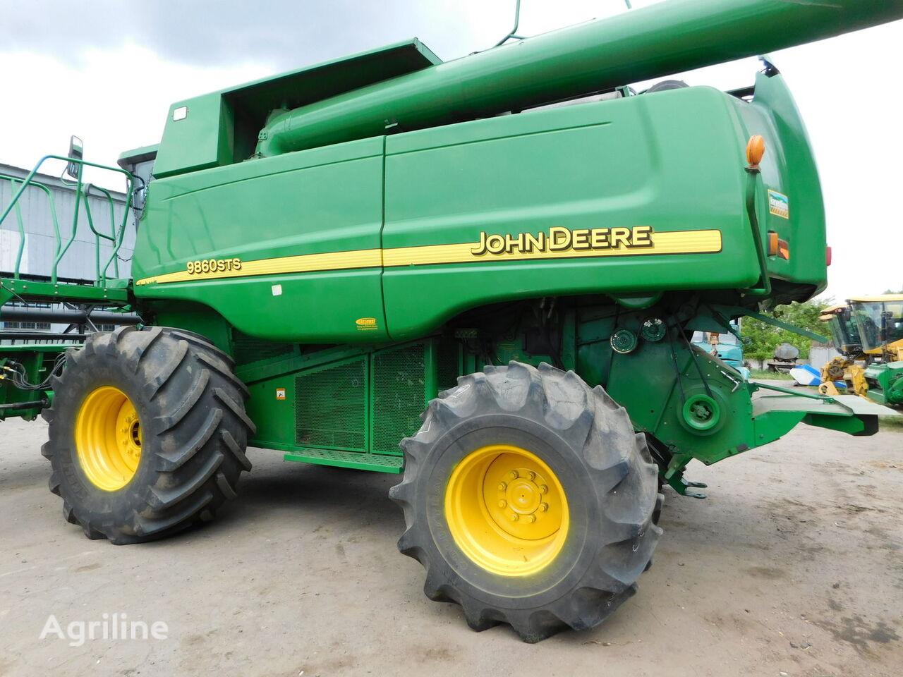 зернозбиральний комбайн JOHN DEERE 9860 STS