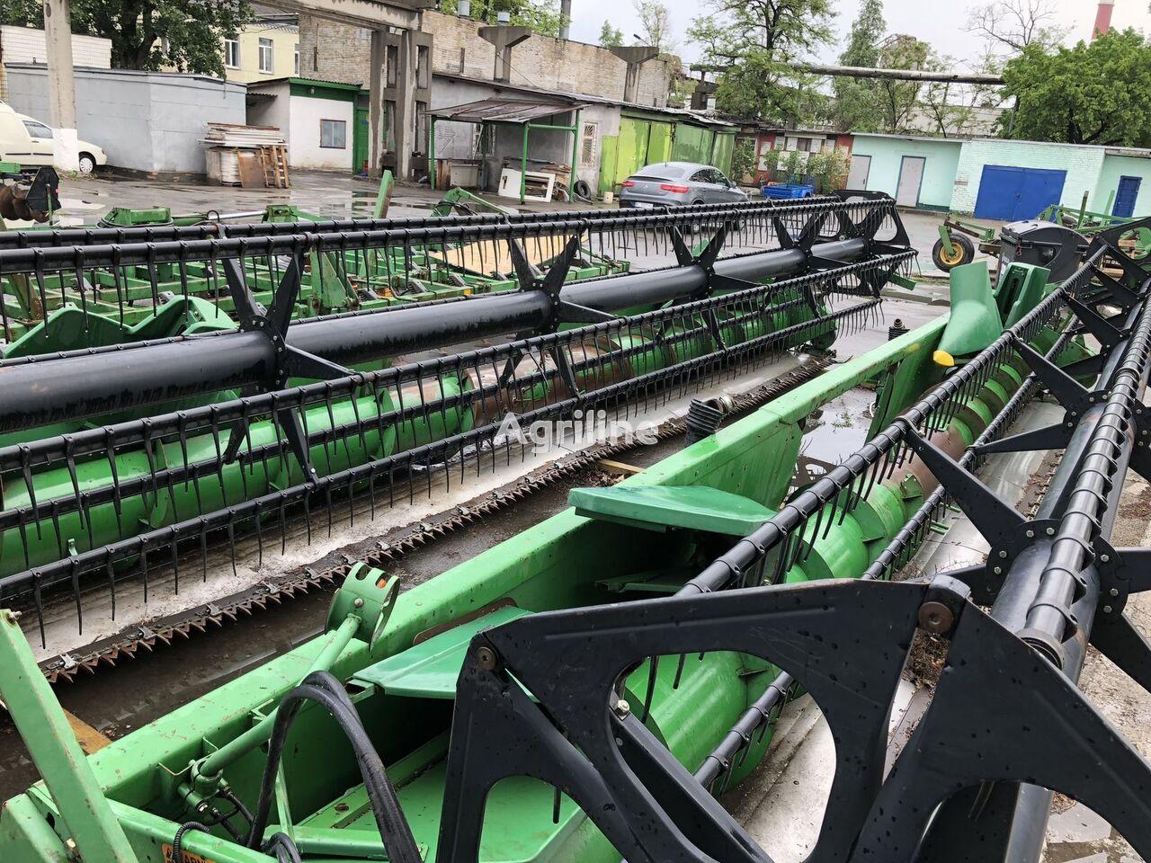 жниварка JOHN DEERE 930 F ЖАТКА ФЛЕКС 9 м, из США в наличии в Киеве, пластик делител