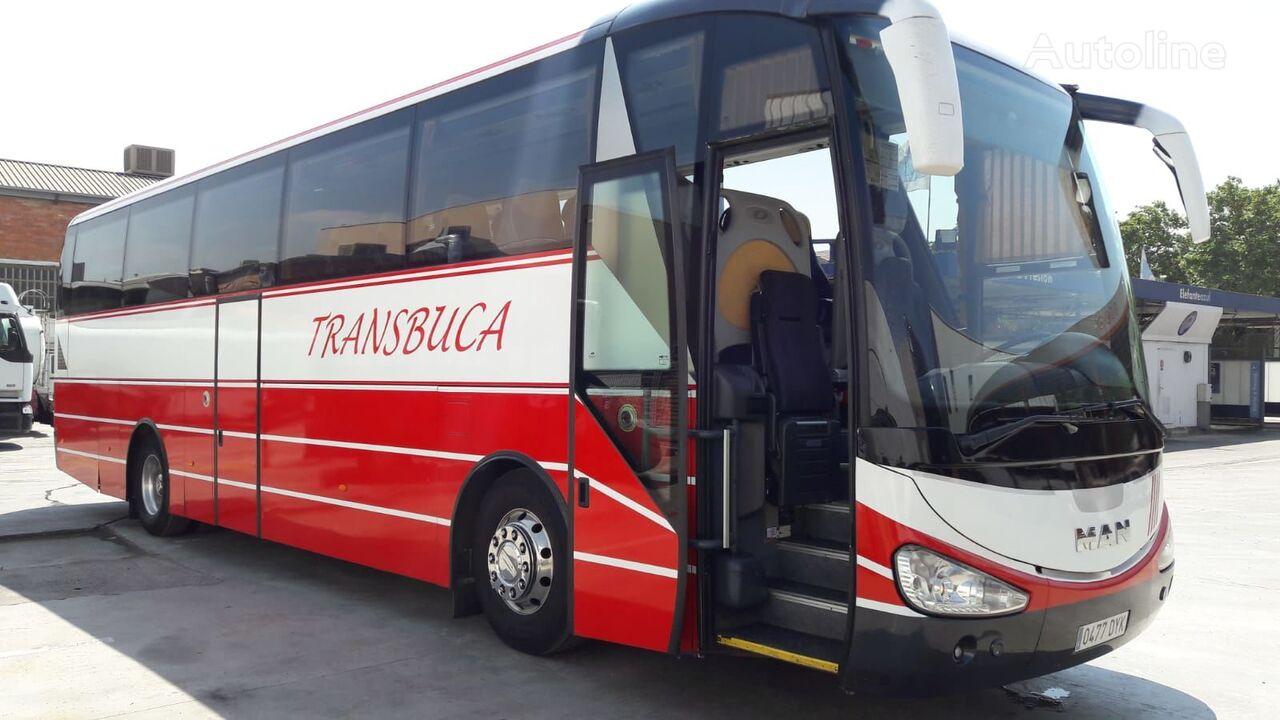 туристичний автобус MAN 410 ratio Obradors