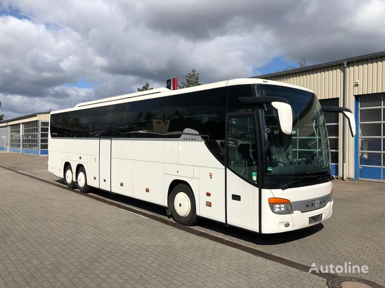 туристичний автобус SETRA S 416 GT-HD