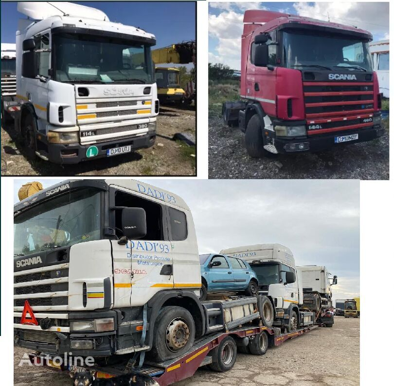тягач SCANIA Packet 5 piece in stock