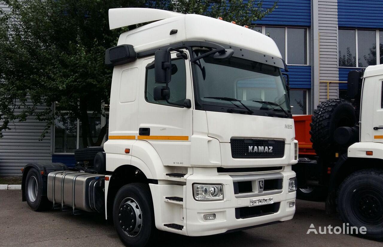 новий тягач КАМАЗ 5490-90024-87 (NEO)