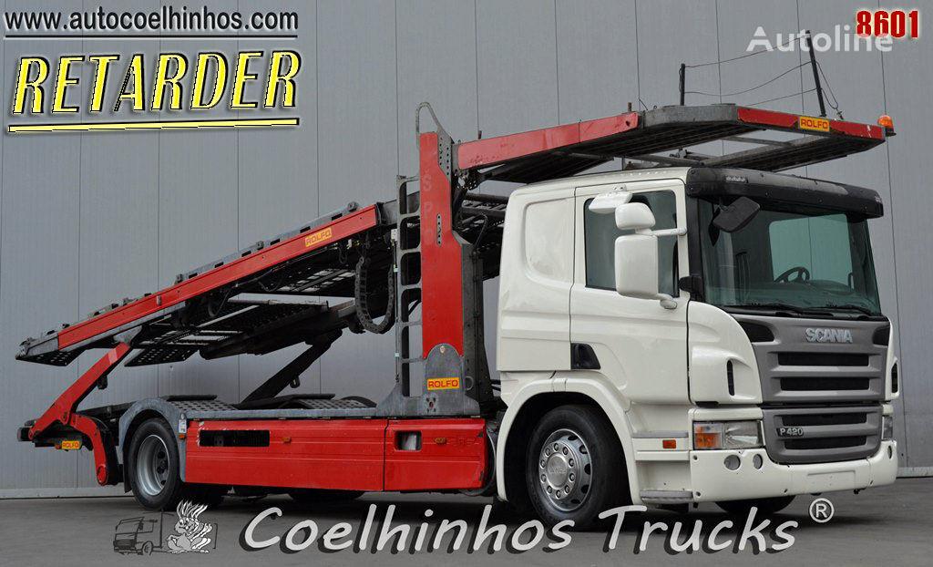 автовоз SCANIA P 420